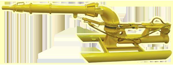 Насадки металлические на гидромонитор