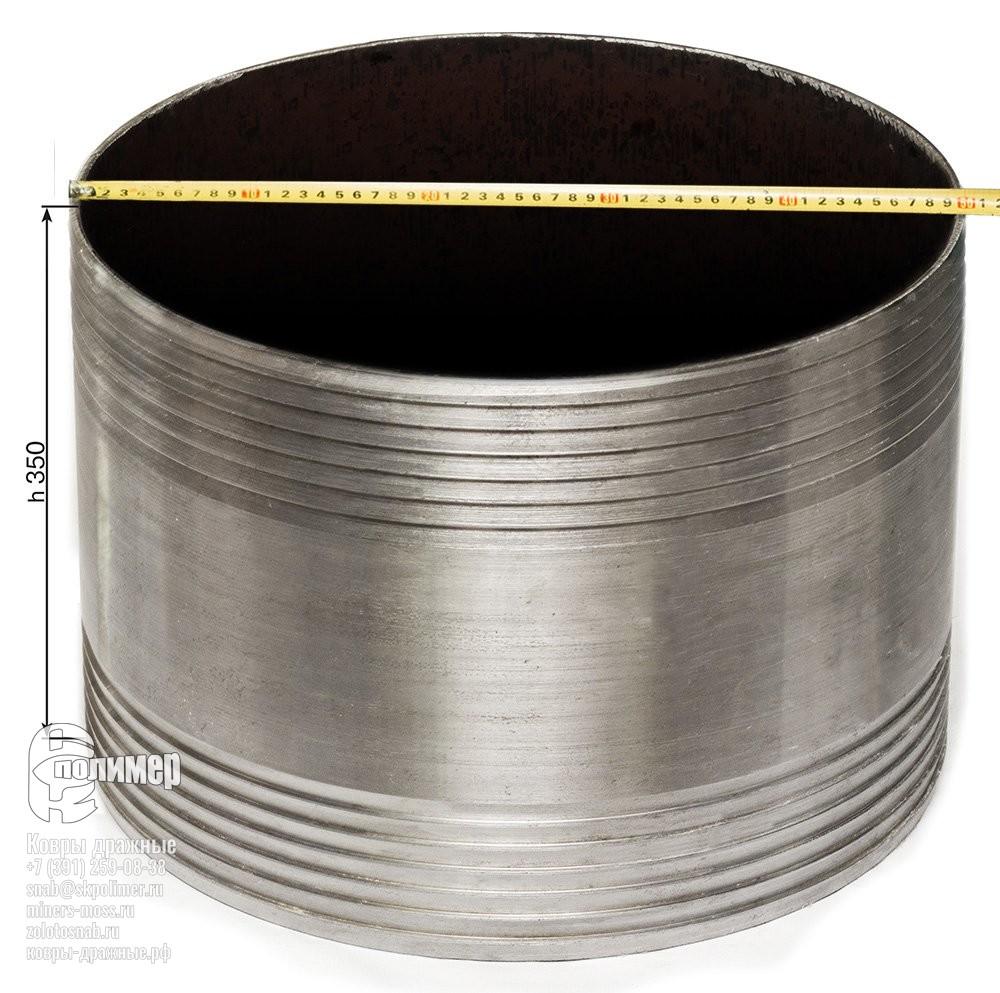 Елочная муфта металлическая большого диаметра Быстроразъемные соединения для рукавов