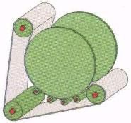 резиновые и полихлорвиниловые перфорированные ленты