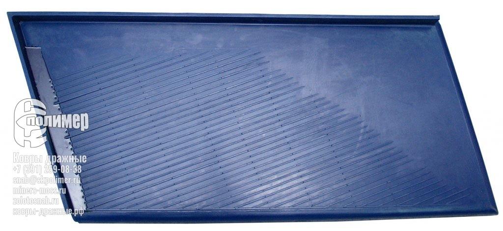 Полиуретановое покрытие деки с бортами и сливами СКО – 05