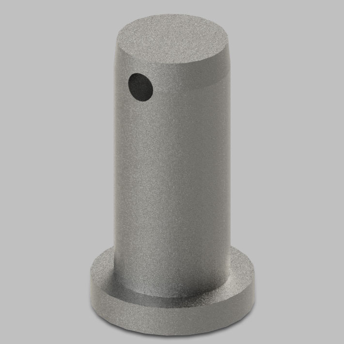 Шкворень и втулка для гидромониторов ГМН-250