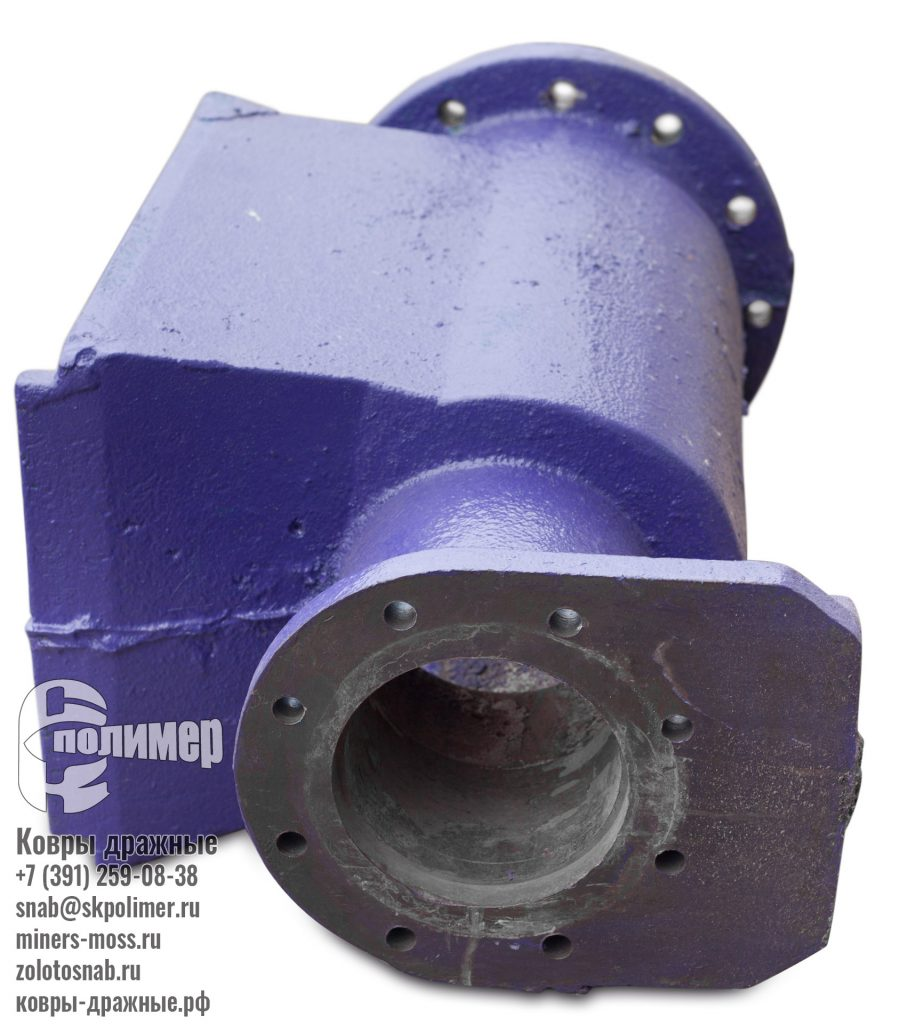 приемная камера гидроэлеватора
