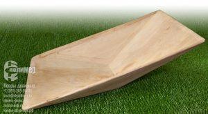 лоток старателя деревянный