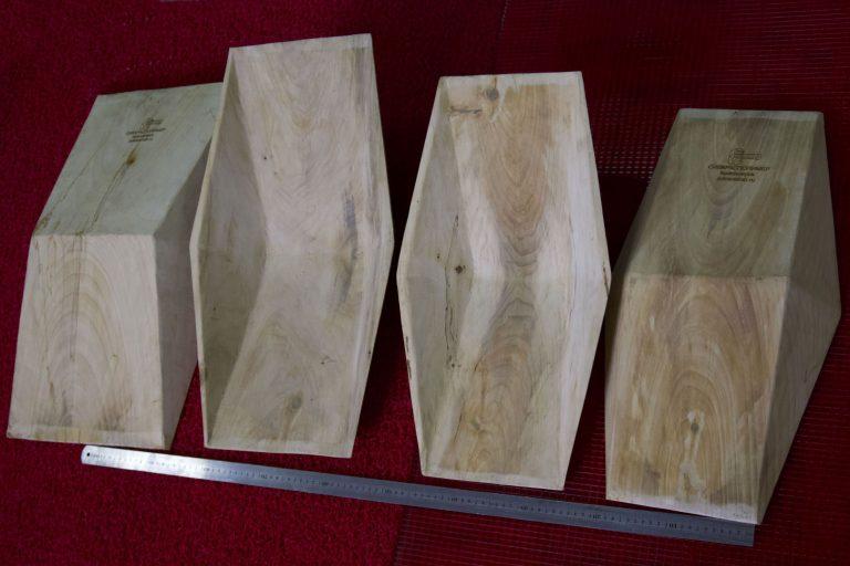 деревянные Старательские лотки заказные