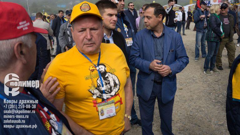 Дереженец Николай Адамович на Фарте магаданском