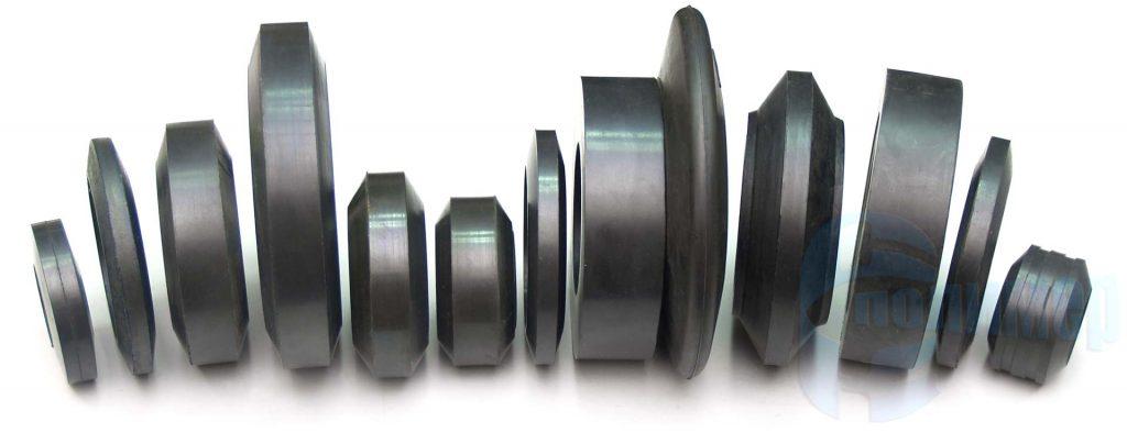 кольца амортизирующие для лент конвейерных