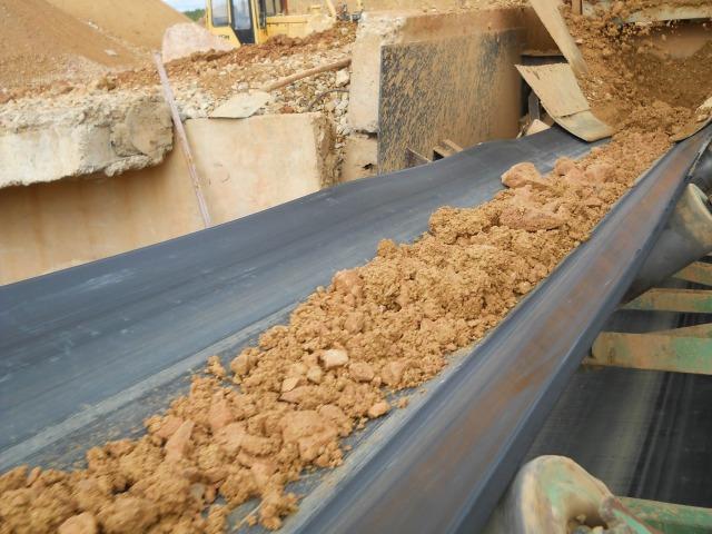 лента конвейерная золотодобыча