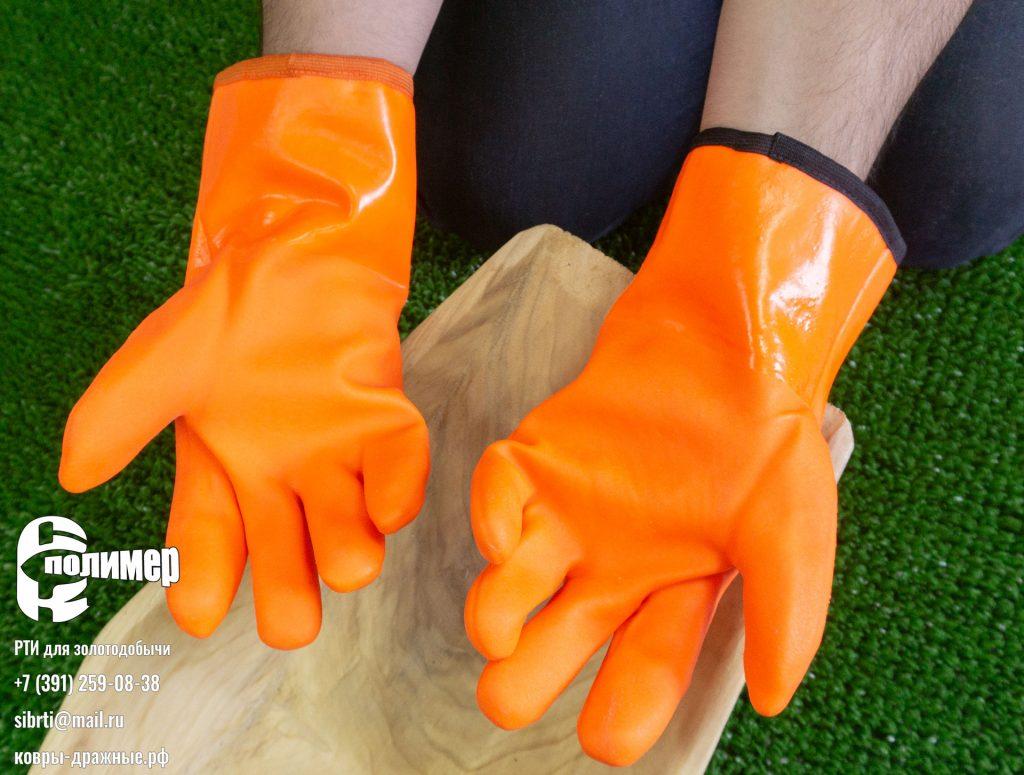 Перчатки для специалиста доводчика