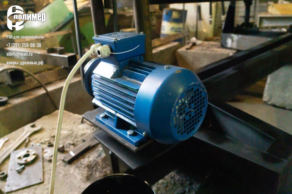 двигатель для концентрационного стола СКО