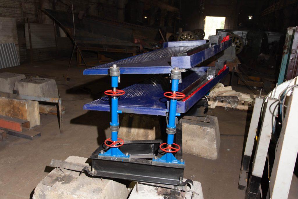 Производство стола ско