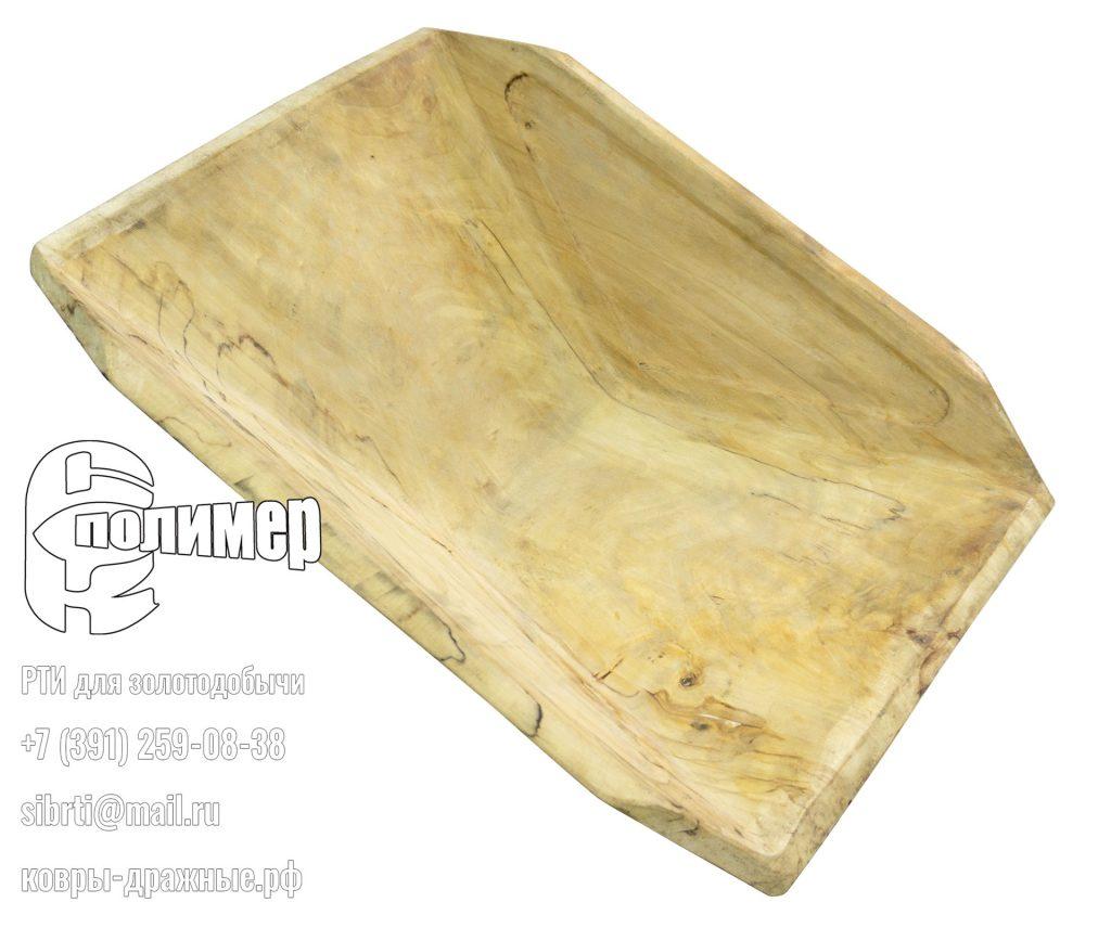 Лоток деревянный заказной