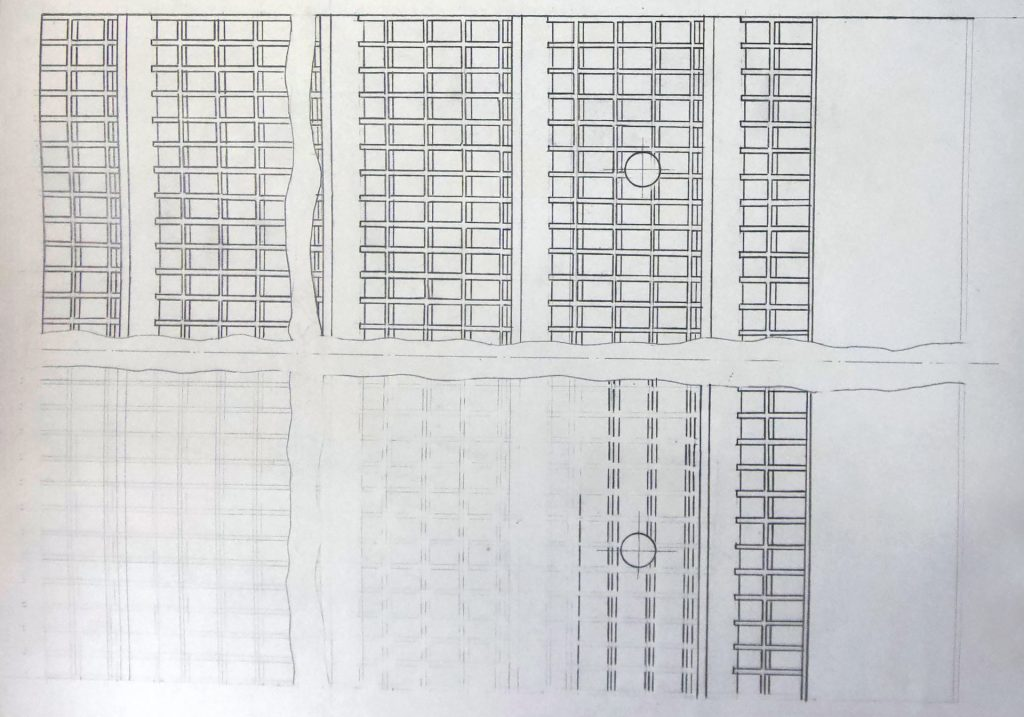 Эскиз ковра дражного 362ПЛЮС