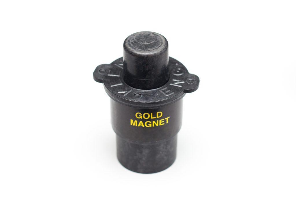 Магнит для золотоносных концентратов