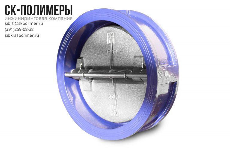 Металлический клапан для трубопроводов