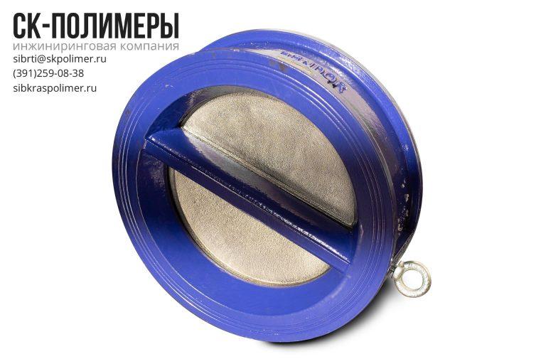 Пружинный обратный клапан трубопровод