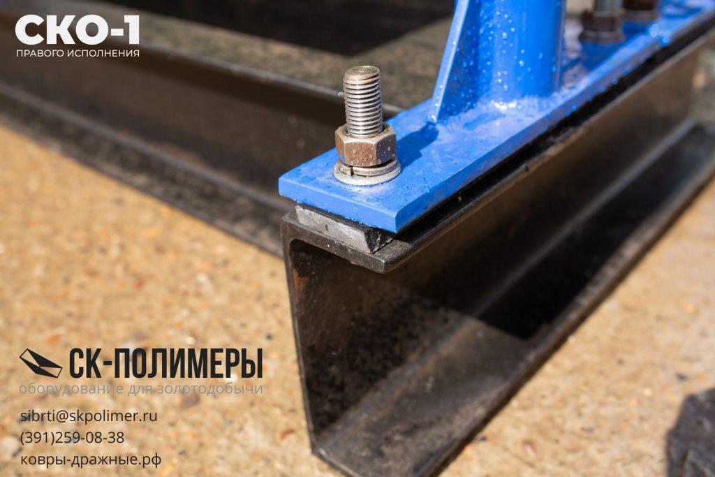 демпфирование стола СКО-1